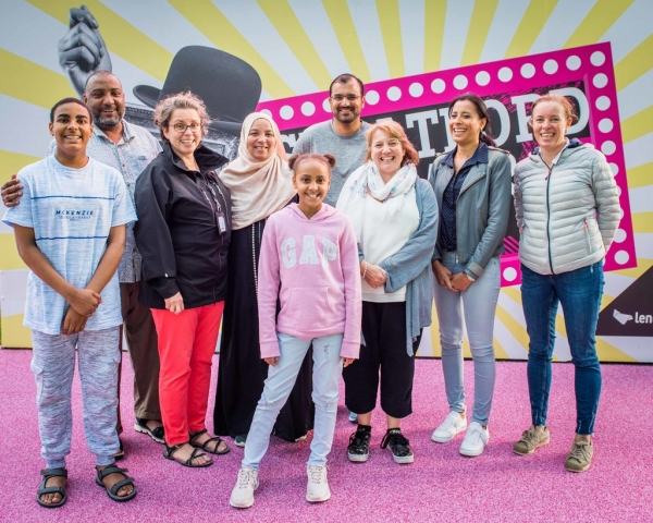 Film Launch Event at Stratford Summer Screen